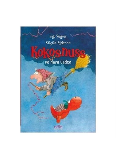 Morhipo kitap Küçük Ejderha Kokosnuss ve Hava Cadısı Ingo Siegner Abm Yayınları Renkli